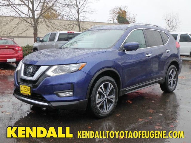 All Wheel Drive Suv Pre Owned 2018 Nissan Rogue Sv
