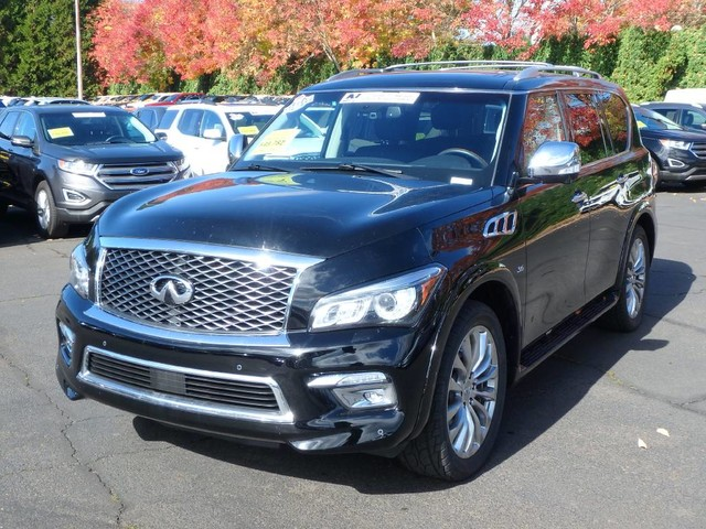 Pre Owned 2016 Infiniti Qx80 Limited